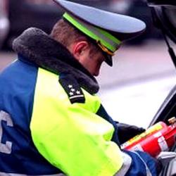 Какой штраф за езду без огнетушителя в машине в 2017 г